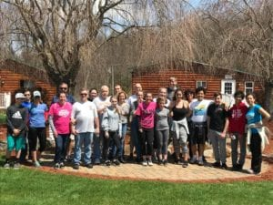 Camp Clean Up @ Happiness Is Camping | Hardwick Township | New Jersey | United States